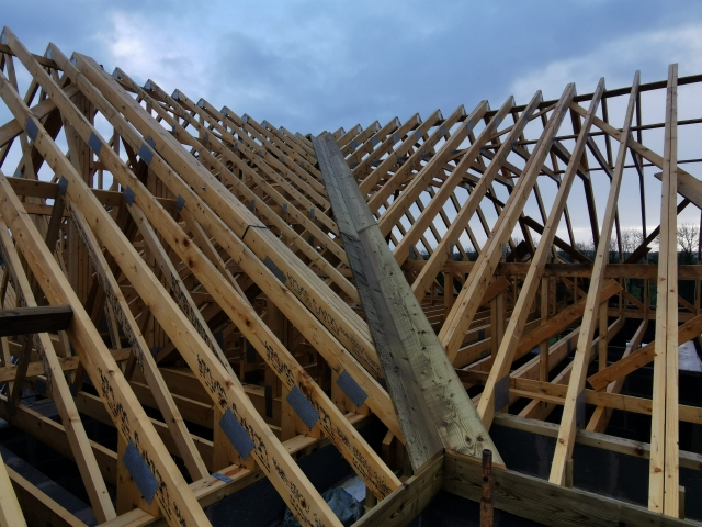 Attic Roof Truss Northern Ireland