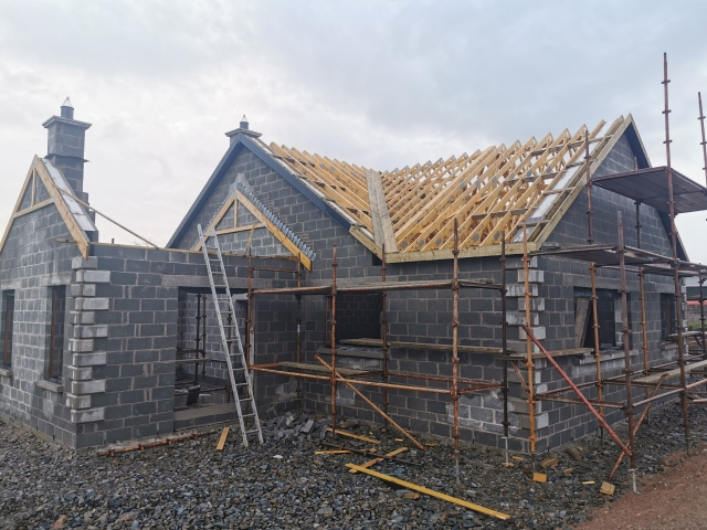 Attic Roof Truss Belfast
