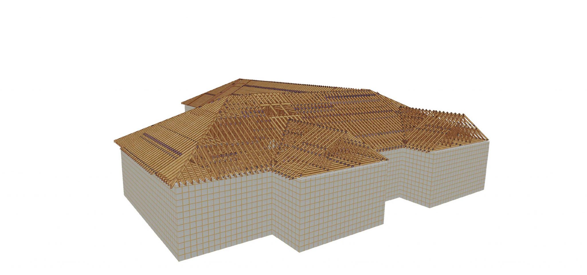 Roof Truss Design Northern Ireland
