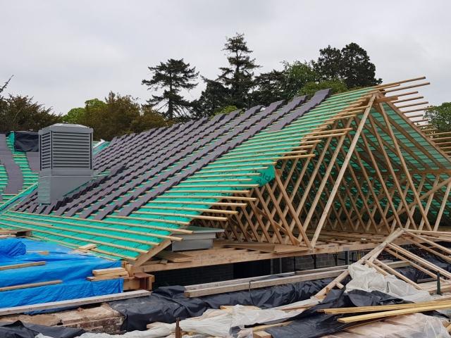 Murdock's Standard Roof Trusses Belfast