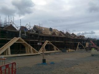 Murdock's Attic Roof Trusses Belfast
