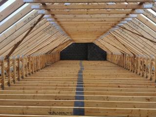 Attic Roof Trusses Dublin