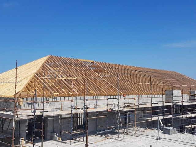 Murdock's Standard Roof Truss Dublin